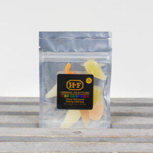 Herbal Fracture 250mg CBD Gummies